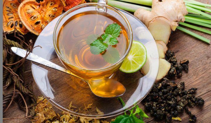 Лучшие 5 травяных чаев