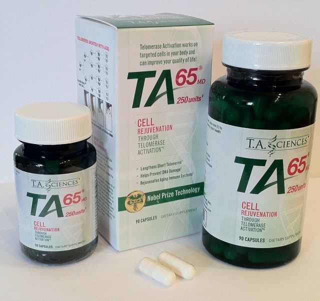 ТА-65 активатор теломеразы